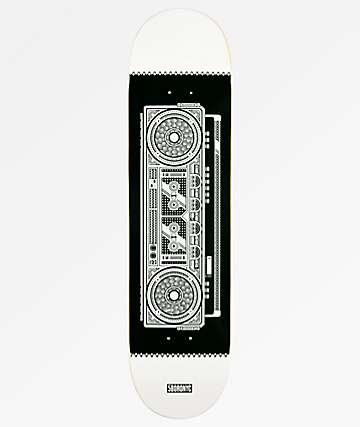 "5Boro x DF Boom Box 7.75"" Skateboard Deck"