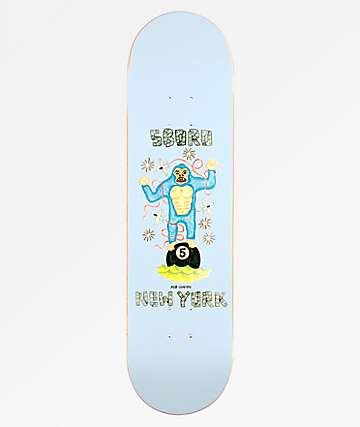"5Boro x DS Gonyon 8.25"" tabla de skate"