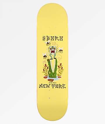 "5Boro x DS Trahan 8.25"" Skateboard Deck"