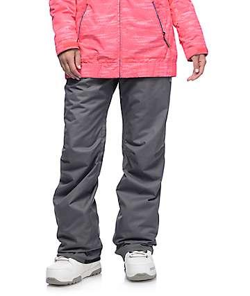 686 Authentic Standard 5K pantalones de snowboard en gris