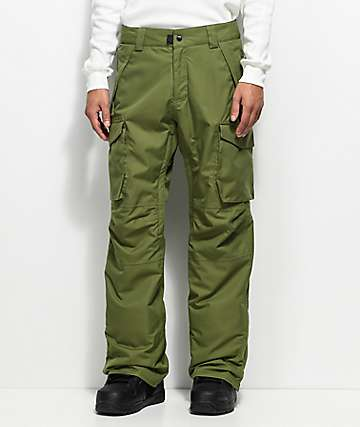 686 Infinity Cargo Fatigue 10K Snowboard Pants