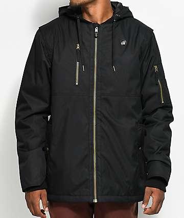 686 Riot Black 5K Snowboard Jacket