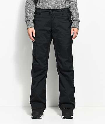 686 Standard Black 5K Snowboard Pants 2017