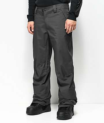 686 Standard Charcoal 5K Snowboard Pants