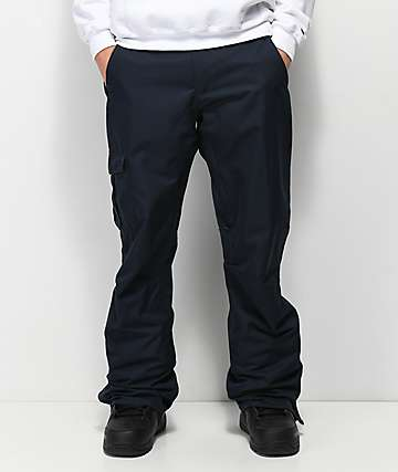686 Supreme Cargo 10K pantalones de snowboard azules