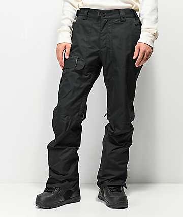686 Vice 10K pantalones de snowboard en negro