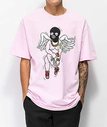 A-Lab Angel Pink T-Shirt