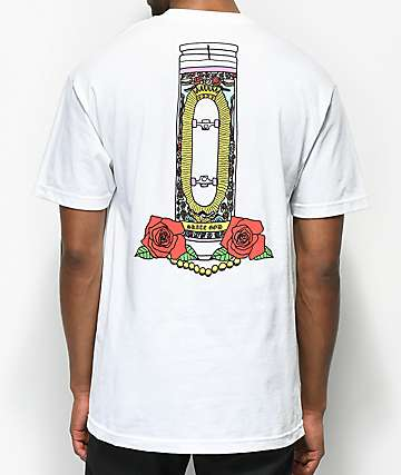 A-Lab Blessed White T-Shirt
