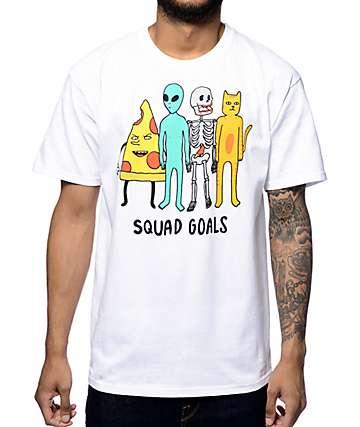 A-Lab Creep Squad camiseta blanca
