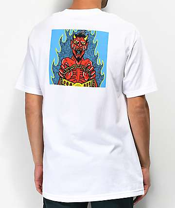 A-Lab Daredevil White T-Shirt