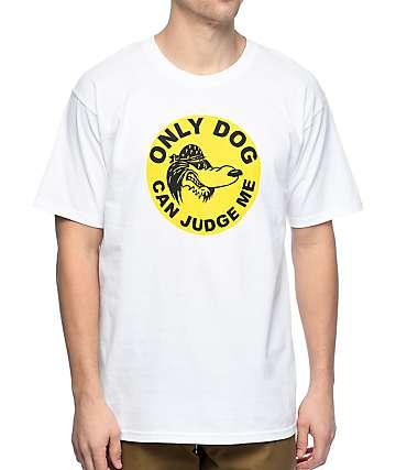A-Lab Dawgie White T-Shirt