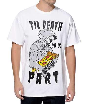 A-Lab Death Of Pizza camiseta