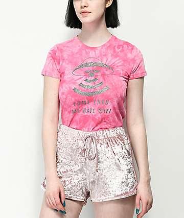 A-Lab Ezra Come Thru camiseta rosa