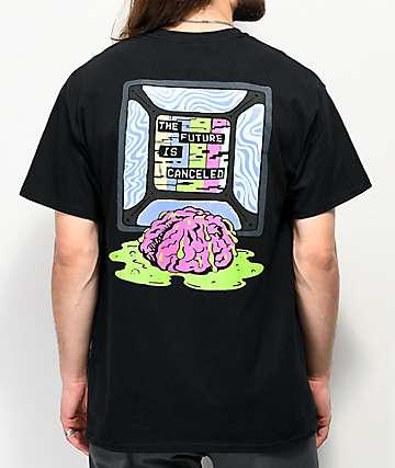 A-Lab Future Cancelled Black T-Shirt