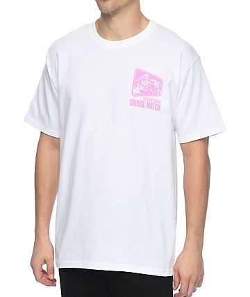 A-Lab Grudge Match White T-Shirt