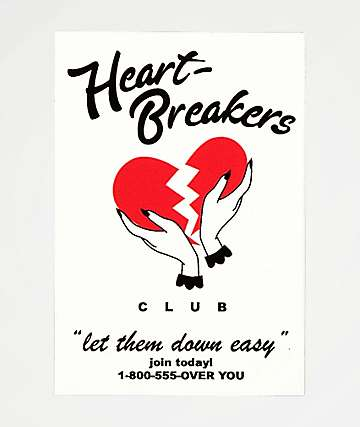 A-Lab Heartbreakers Sticker