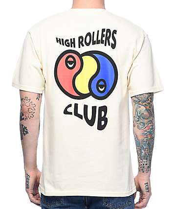 A-Lab High Rollers Club camiseta