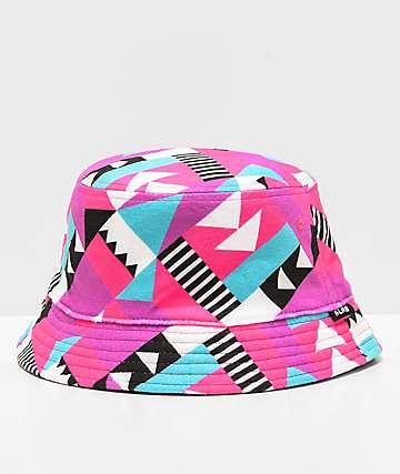 A-Lab Indie Geo Reversible Bucket Hat