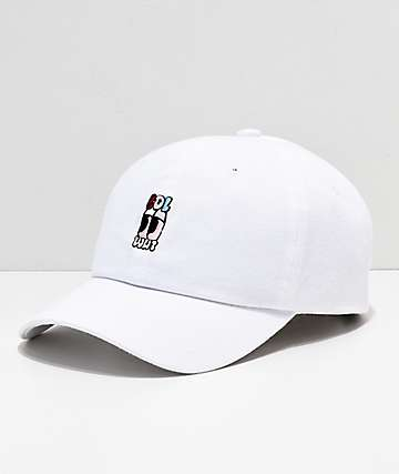 A-Lab LOL Wut White Strapback Hat
