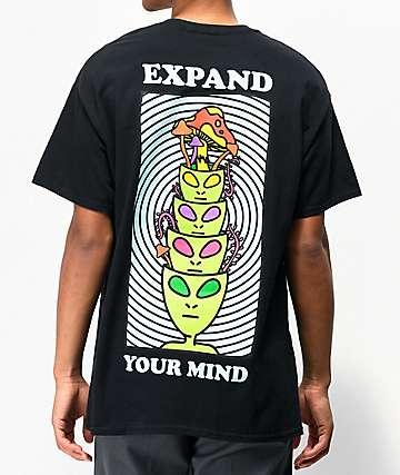 A-Lab Minds Expanded Black T-Shirt