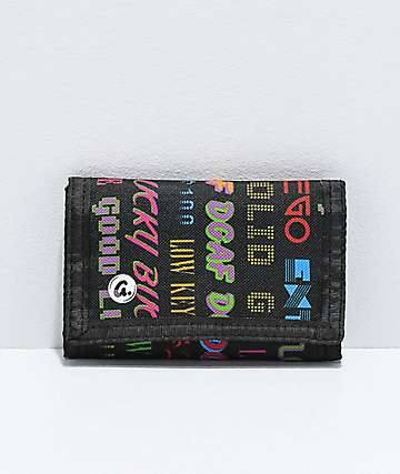 A-Lab Money Matters Tri Fold Wallet