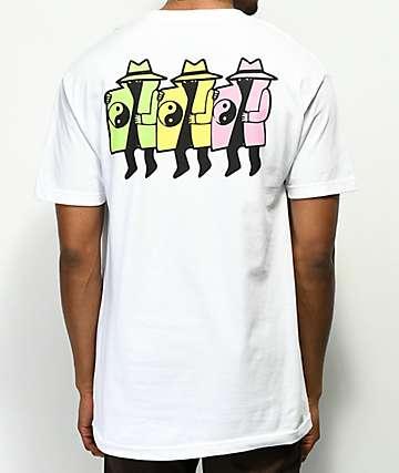 A-Lab Peace Dealer White T-Shirt