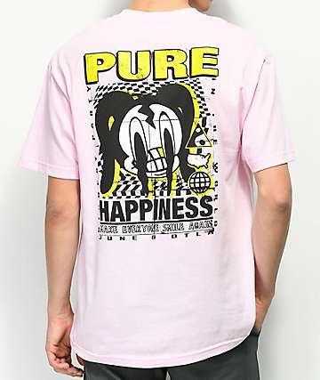 A-Lab Pure Happiness camiseta rosa