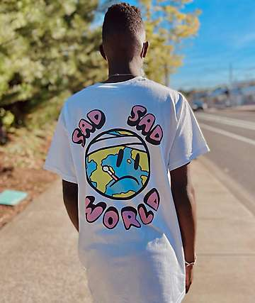 A-Lab Sad Sad World T-Shirt