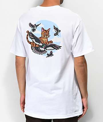 A-Lab Soarin White T-Shirt