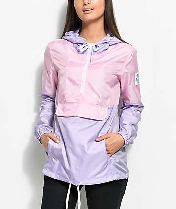A-Lab Trixie Pastel Windbreaker Jacket