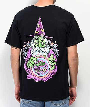 A-Lab Wizard Stuff camiseta negra