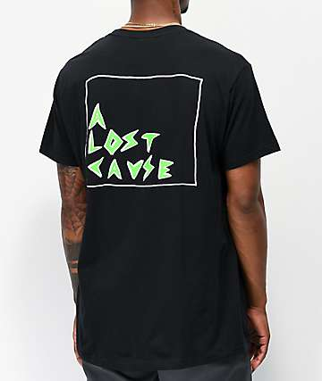 A Lost Cause Psycho Black T-Shirt