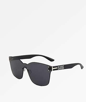 A Lost Cause Skyline Black Sunglasses