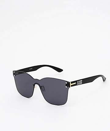 A Lost Cause Skyline Matte Black & Smoke Sunglasses