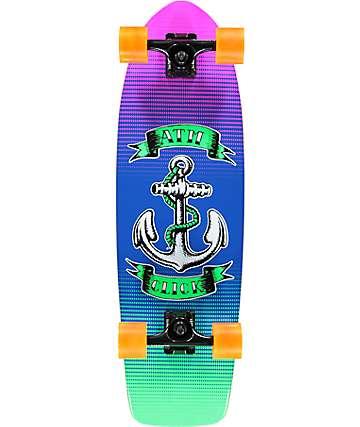 """ATM Anchor 29"""" Skateboard cruiser completo"""