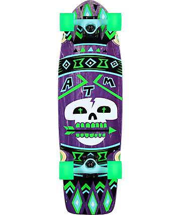 """ATM Indian Thang 29.75""""  Cruiser Complete Skateboard"""