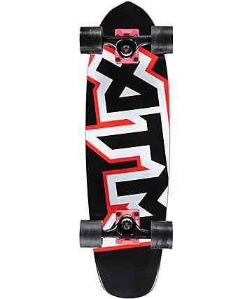 """ATM Logo 27"""" Skateboard cruiser completo"""