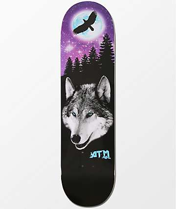 "ATM Lone Spirit 8.25"" tabla de skate"
