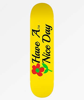 "ATM Nice Day 7.75"" Skateboard Deck"