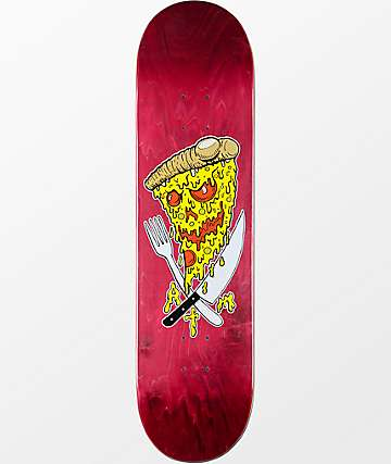 "ATM Pizza 8.0"" tabla de skate"