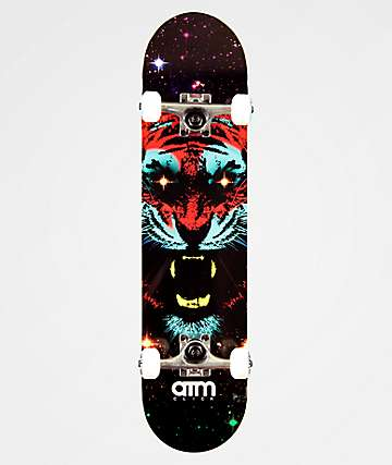 "ATM Space Tiger 7.5"" Skateboard Complete"