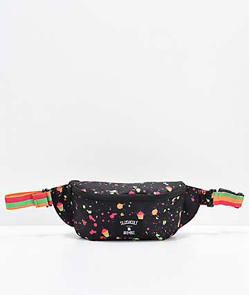 Acembly x Slushcult Splatter Stripe Fanny Pack