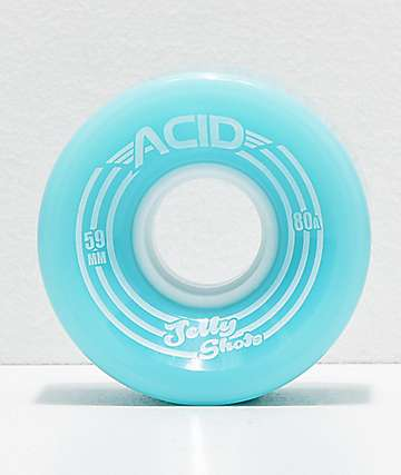 Acid Jelly Shots Blue 59mm 82a Wheels