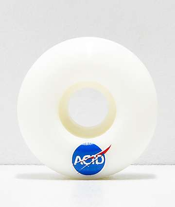 Acid Nasa 53mm Skateboard Wheels