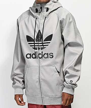 Adidas Greely chaqueta gris