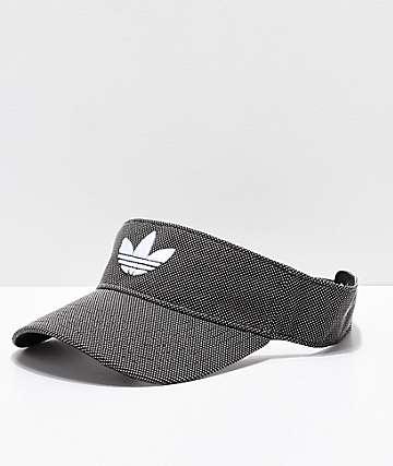 Adidas Trefoil Plus visera negra de lunares