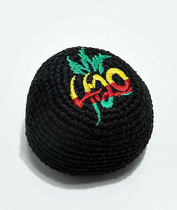 Adventure Imports Leaf Crochet Hacky Sack