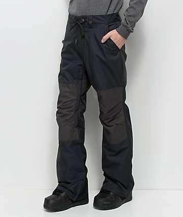 Airblaster Stay Wild 10K pantalones de snowboard en negro