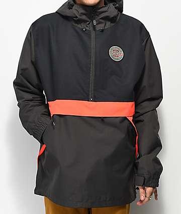 Airblaster x GNU Trenchover Hot 15K chaqueta de snowboard