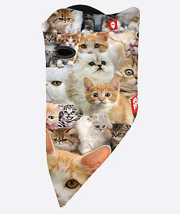 Airhole Meow Standard 2 Layer Facemask